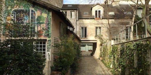 Cours discrètes de la Bastille et rencontre avec un artisan