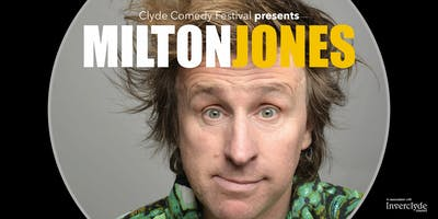 Milton Jones & Friends live at The Chartroom Marquee, Kip Marina