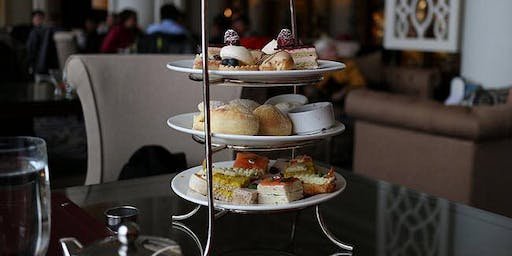 Gin Tasting with Afternoon Tea 19/10/19
