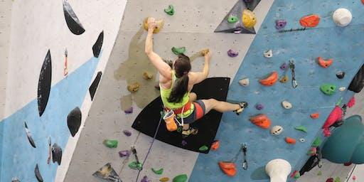 2019 Irish Lead Climbing Championship