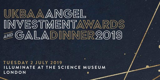 The UKBAA Angel Investment Awards 2019