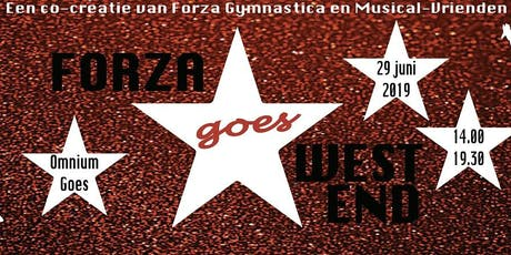 Forza goes West End tickets