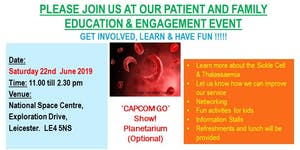 EMSTN Patient and Family Engagement Event