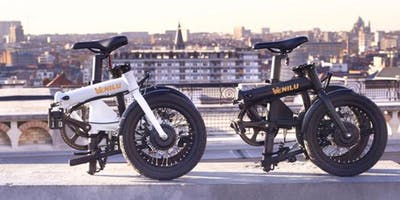 VENILU et ses vélos électriques pliables nivellois à essayer!