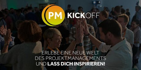 PM KICKOFF SPEZIAL - PROJECT LEADER DEIN NEXT LEVEL Tickets