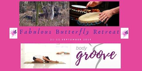 Fabulous Butterfly Retreat for women over 40 tickets
