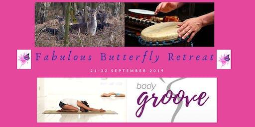 Fabulous Butterfly Retreat for women over 40