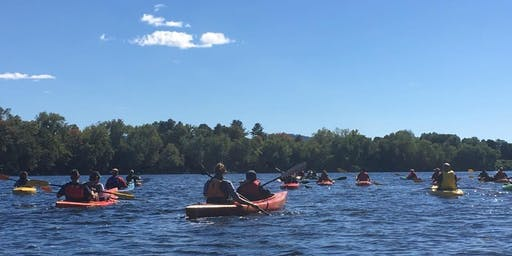 13th Annual Kayak-a-thon