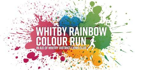 Whitby Rainbow Colour Run tickets