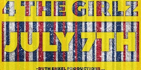 4 THE GIRLZ  tickets