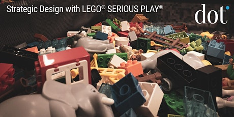 Strategic Design with LEGO® SERIOUS PLAY® 2020 tickets