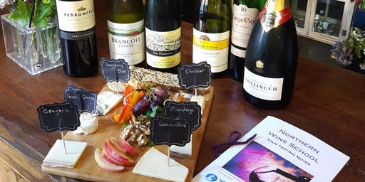 Cheese and Wine Tasting Manchester 22/11/19