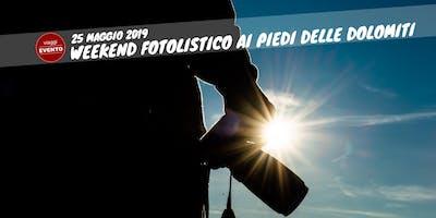 Workshop FotOlistico ai piedi delle Dolomiti