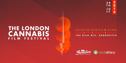 The London Cannabis Film Festival 2019