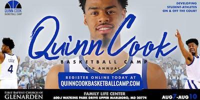 4th Annual Quinn Cook Basketball Camp