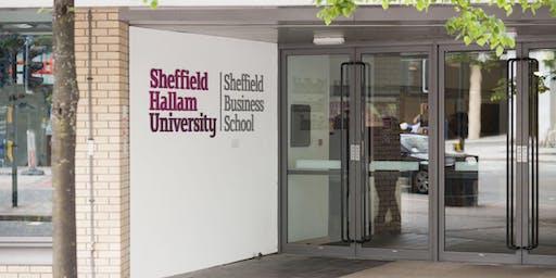 Sheffield Management Lecture Series - Sheffield Business School