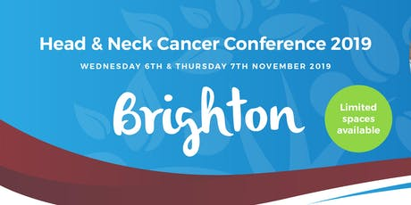 Head & Neck Cancer International Conference 2019 (#HNCCONF2019) Day1 tickets