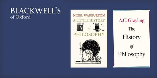 Philosophy in the Bookshop - Nigel Warburton and A C Grayling