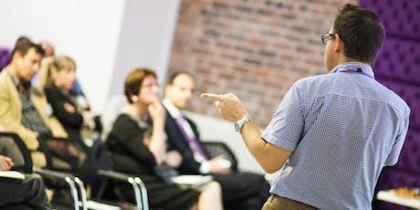 Communication Skills teaching for New Tutors 05-02-2020 (MFT Oxford Road) tickets