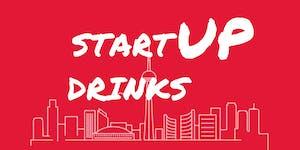 Startup Drinks - OPEN PITCH.OPEN BAR