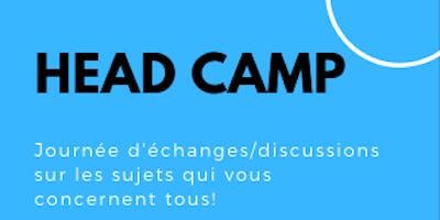 Head Camp - Journée de discussions