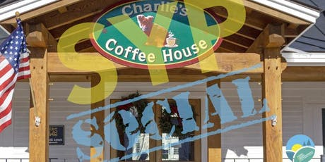 Shires Young Professional SOCIAL: Charlie's Coffee tickets