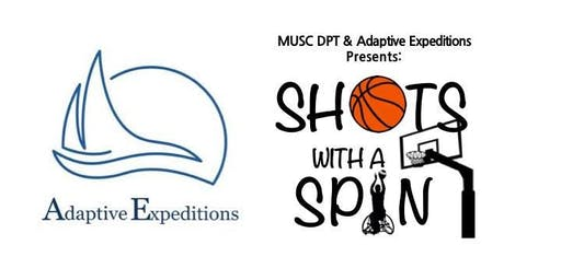 Shots with a Spin 2019 - Wheelchair Basketball Charleston, SC