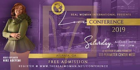 Real Woman Atlanta 2019 tickets