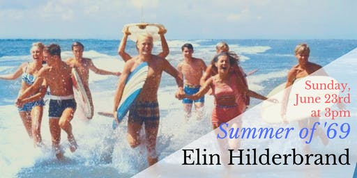 An Afternoon with Elin Hilderbrand