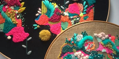 Wildfloss Embroidery Workshop