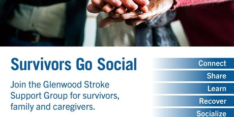 Stroke Awareness and Support Luncheon tickets