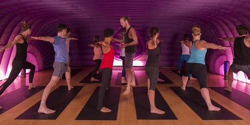 Property & Construction Networking Event: Hotpod Yoga Bristol