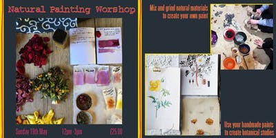 Natural Painting Workshop