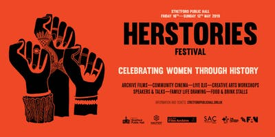 Herstories Festival launch party: \