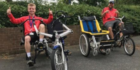 Adapted bikes @ The Parks Sports Centre tickets