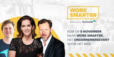 Work Smarter 2019 (NL) tickets