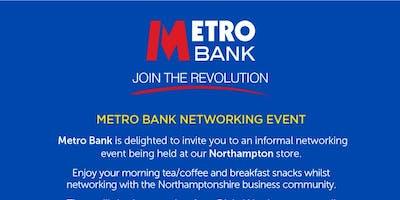 Metro Bank Networking