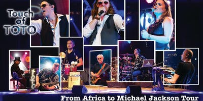 Touch of TOTO @ Cactus (From Africa To Michael Jackson Show)