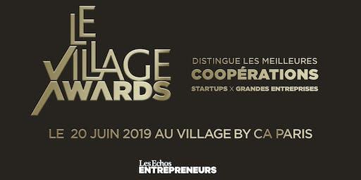 Cérémonie des Village Awards 2019
