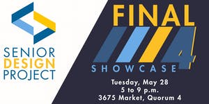 Senior Design Project Showcase and Final Four