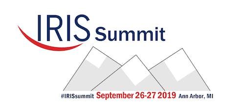 2019 IRIS Summit tickets