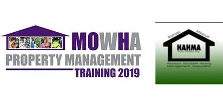 2019 Property Management Training tickets