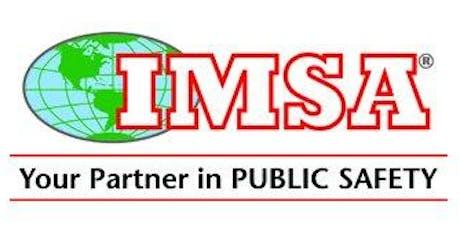 IMSA Signs Technician Level II tickets