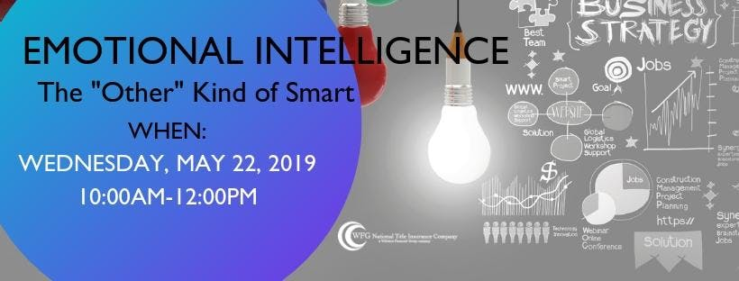 WFG Presents Emotional Intelligence - The Other Kind of Smart