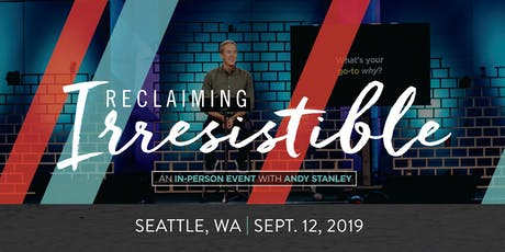 Irresistible Tour 2019 - Seattle tickets