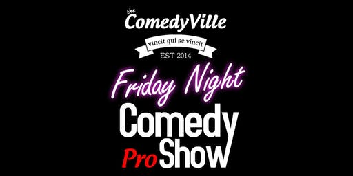 Friday Night Comedy (Montreal Stand Up Comedy) Montreal Comedy Show