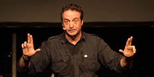 Mark Thomas : The Manifesto