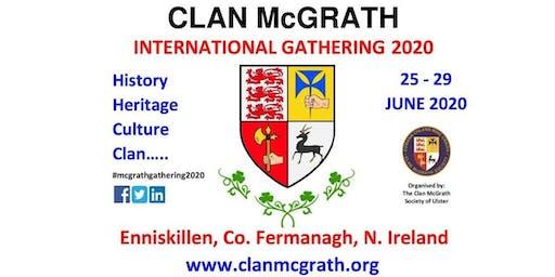 Clan McGrath International Gathering 2020
