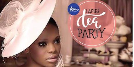 Ladies Tea Party - GLOW tickets