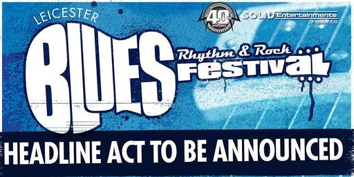 Leicester Blues Rhythm and Rock Festival